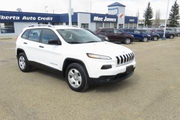 Mac James Motors - 2017 Jeep Cherokee Sport
