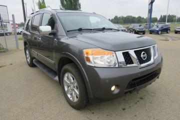 Mac James Motors - 2011 Nissan Armada Platinum