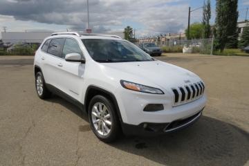 Mac James Motors - 2014 Jeep Cherokee Limited