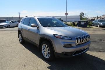 Mac James Motors - 2016 Jeep Cherokee Limited