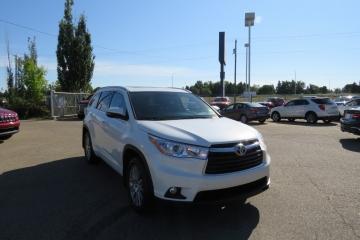 Mac James Motors - 2014 Toyota Highlander EXL