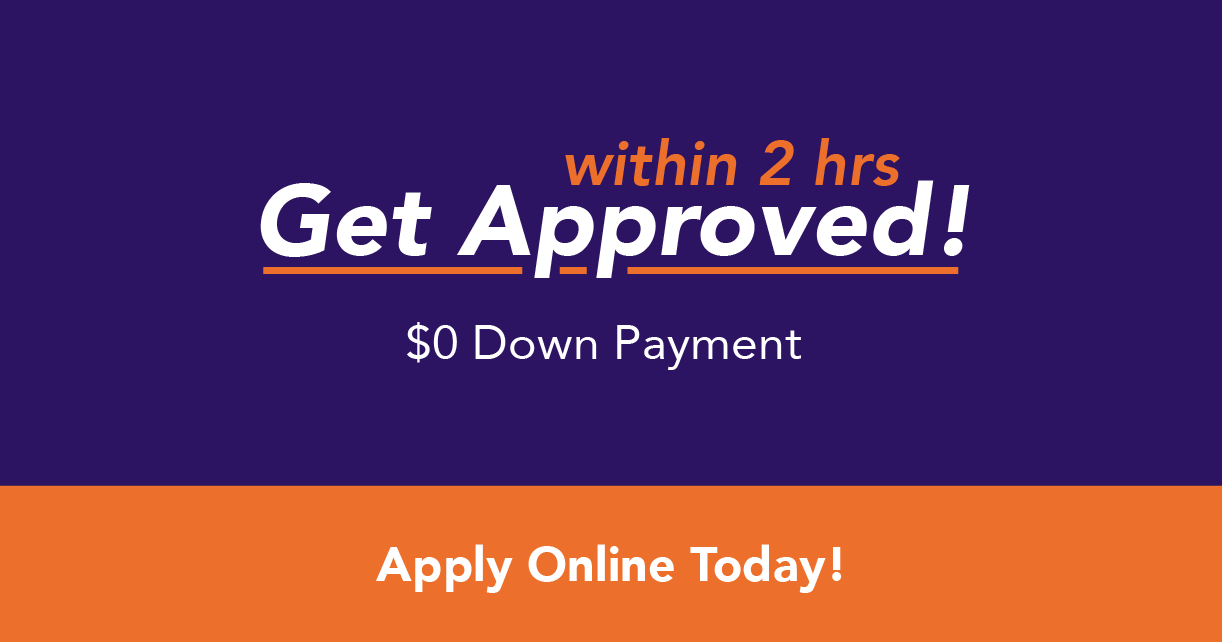 Mac James Motors. Leave bad credit behind and get your car loan approved in 2 hours with 0$ downpayment. Apply online today!