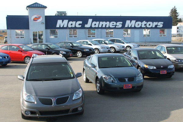 Mac James Motors Edmonton North