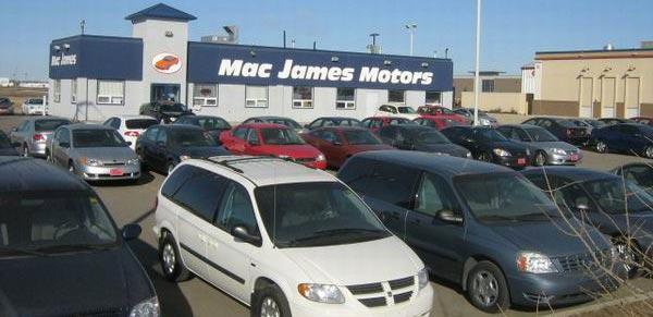 Mac James Motors Red Deer