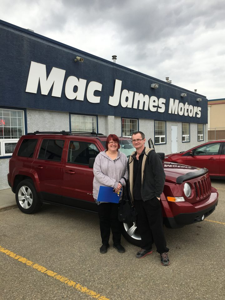 Our Clients at Mac James Motors - The Credit Cure. Bad Credit Car Loans get approved.