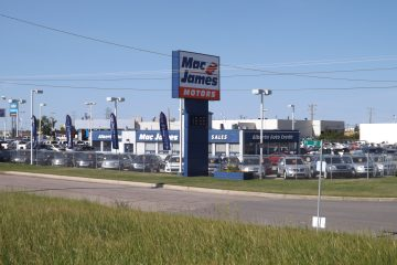 Mac James Motors Motors Edmonton South