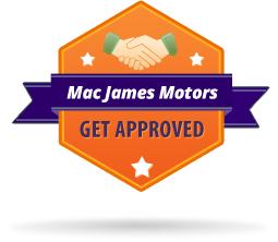 Mac James Motors Get Approved