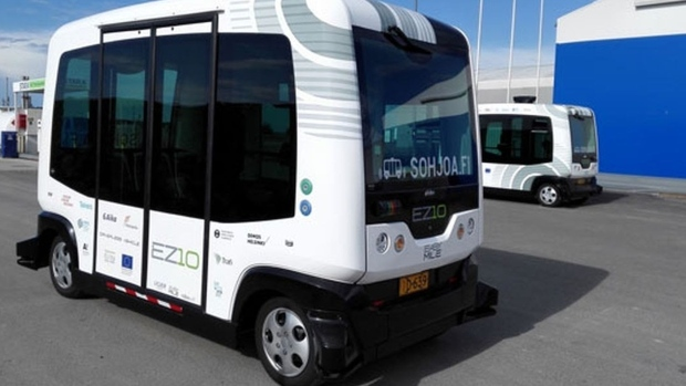 Driverless Cars: Light Duty AV Shuttles at the University of Alberta, Edmonton