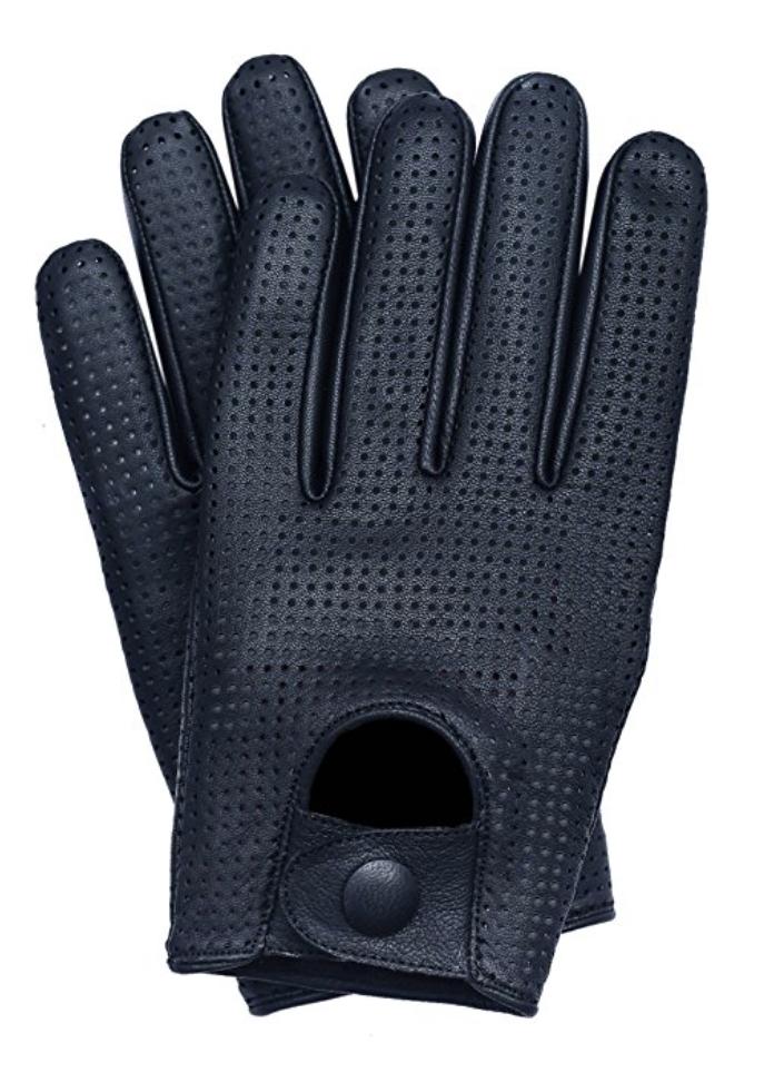 Riparo Driving Gloves || Mac James Gift Guide 2017