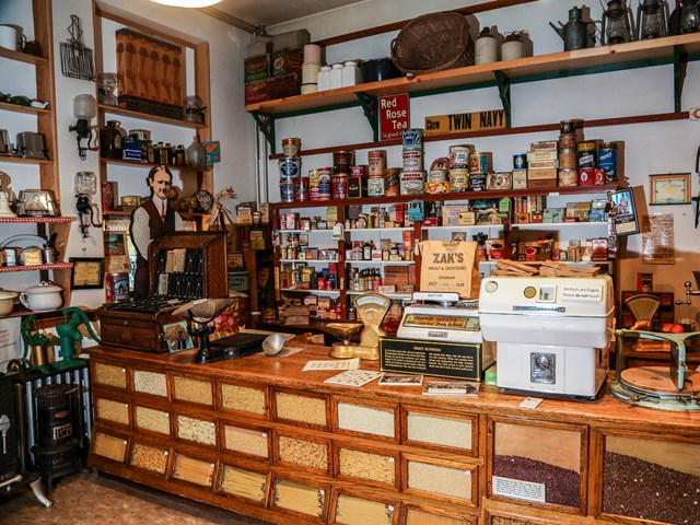General Store | Crowsnest Museum | 2018 Summer Road Trips | Mac James Motors