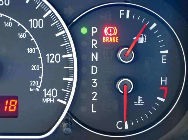Brake Indicator | Brake Maintenance | Mac James Motors | Car Tips