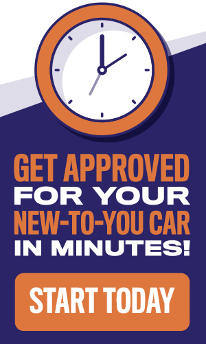 Get Approved in Minutes | Mac James Motors