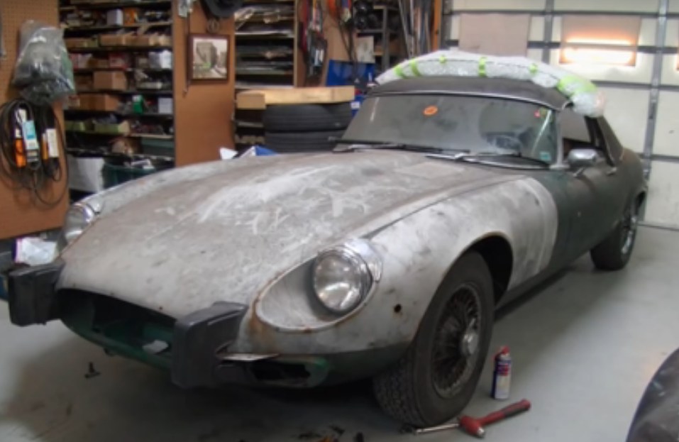 1974 Jaguar XKE E-Type